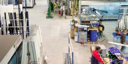 Atelier d'une usine